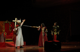 Jungut Sari Teater Banyak Mencoba Hal Baru di OTW 2021